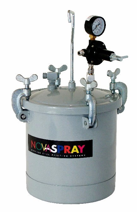 Novaspray Spray Guns Amp Pressure Pots